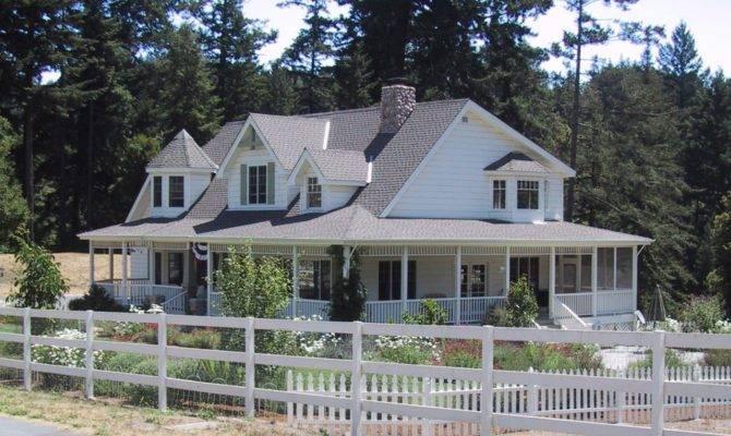 House Plans Wrap Around Porch Home Design