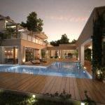 House Pool Renders