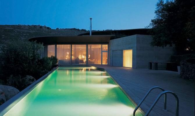 House Pool Turkey Design Houses Unique