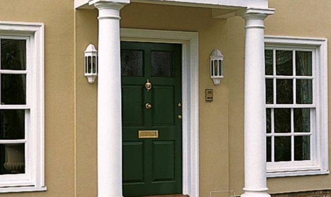 House Portico Designs Tamilnadu
