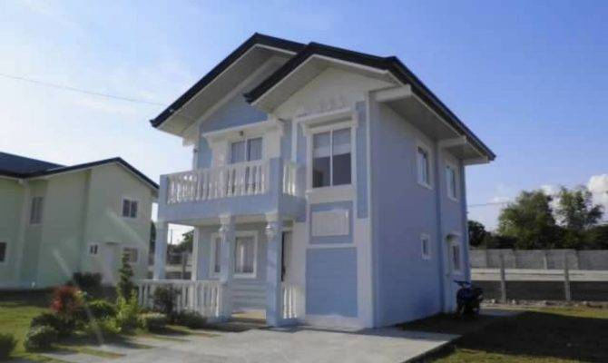 House Sale Timog Angeles City Ref Simple Story Plans