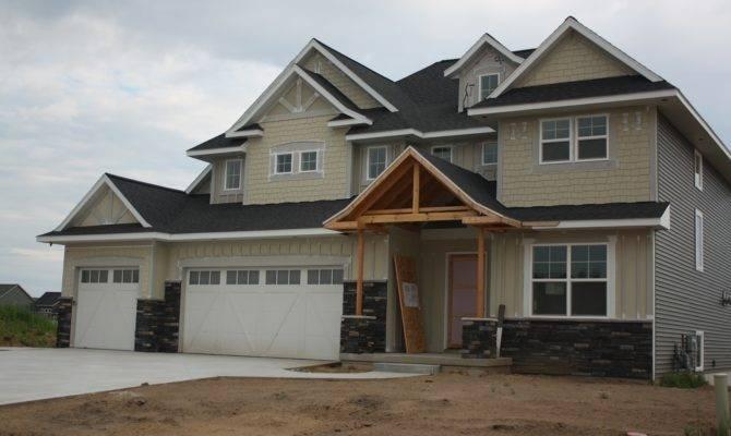 House Tufton Build Exterior Stone Siding