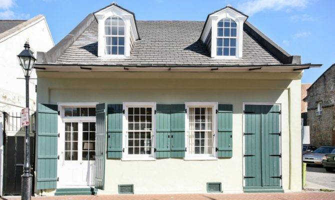 House Week Early Creole Cottage