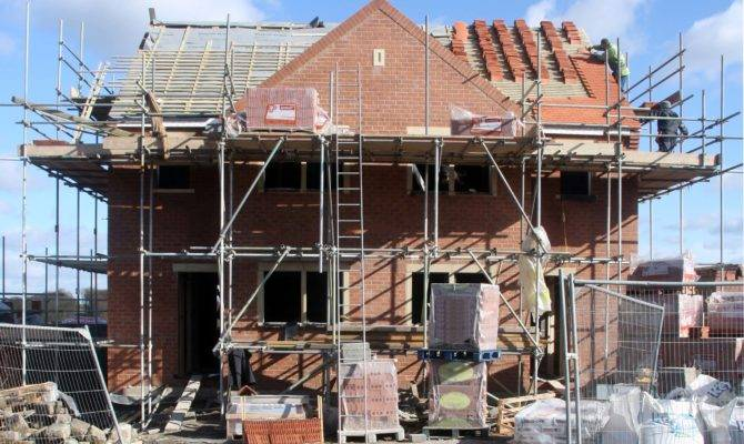 Housebuilding Increases Gradually Your Mortgage
