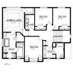 Houseplanhomeplans Floorplans Telmoore Manor Plan