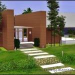 Houses Casasdanaty Blogspot Concept House Sims