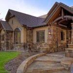 Houses Home Exterior Color Rocks Ideas Stones