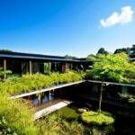Houses Luxury Sustainable Green Roof House Design Singapore