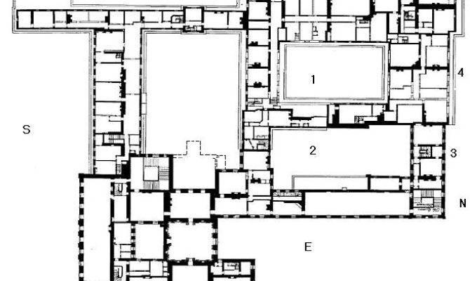 Houses State Kensington Palace Photos Floor