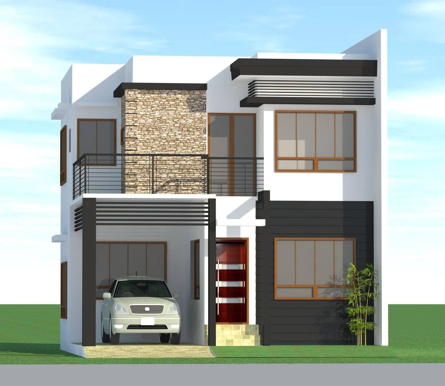 Housing Designs Philippines Elegant Small Modern House ...