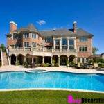 Huge Mansion Brown Dream Home Pinterest Mansions Couple
