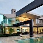 Huge Modern Home Hollywood Style Nico Van Der Meulen