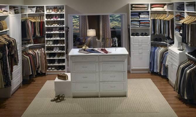 Huge Walk Closets Design Home Ideas