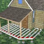 Ideas Best Building Porch Deck Plan