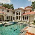 Ideas Daunting Mediterranean Pool Designs Home