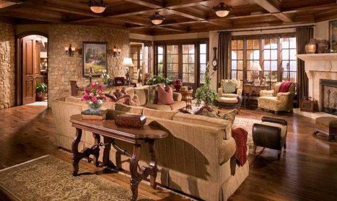 Ideas Decorating Italian Farmhouse Plans Spacious Living Room