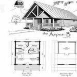 Ideas Log Cabin Floor Plans Project Aspen