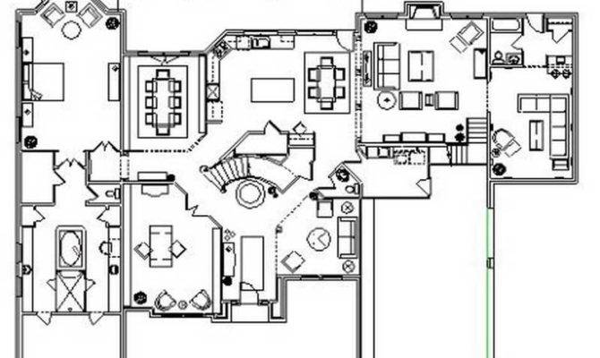 Ideas Residential Floor Plans Designs