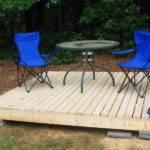 Ideas Simple Floating Deck Plans Make