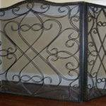Ideas Southern Living Home Fireplace Screen Top