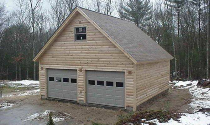 Ideas Story Car Garage Loft Plans