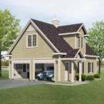 Ideas Two Garage Loft Plans Storage