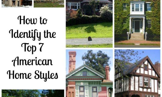 Identify Top American House Styles