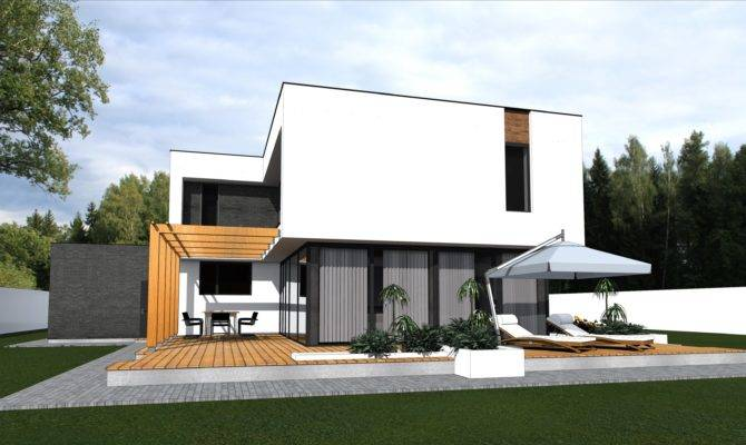 Imagas Awesome Nice Design Modern Storey House Designs