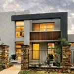 Imagined Storey Modern House Plans Plan