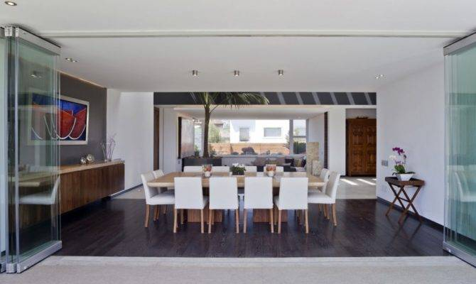 Imposing Modern Residence Inspiring Openness Casa Hondo