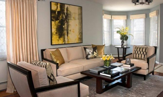 Impressing Living Room Furniture Arrangement Ideas