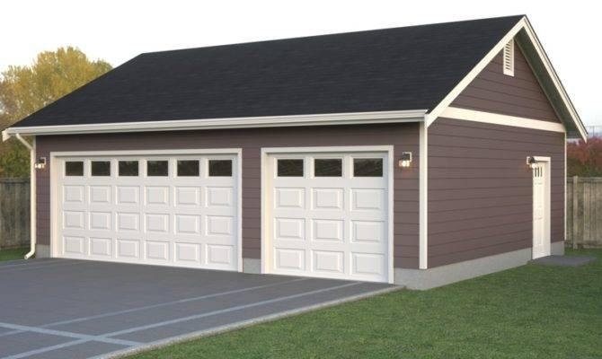 Impressive Custom Garage Plans Car