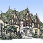 Impressive English Tudor Architectural Designs