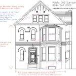 Impressive House Plans Cad Drawing Jpeg