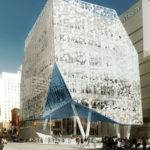 Impressive New Building Designed Ryerson University Student