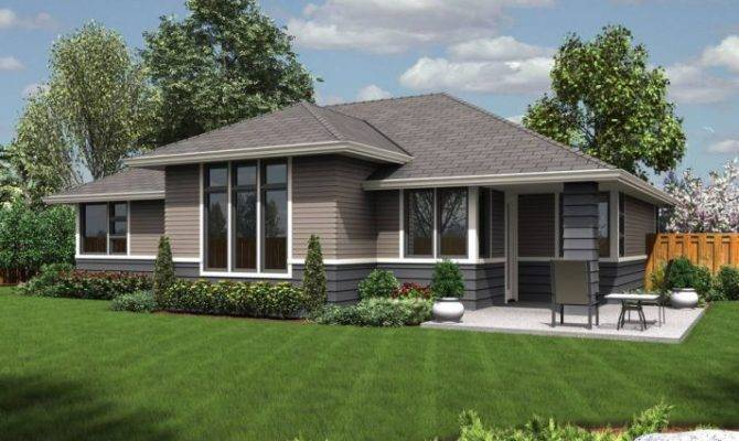 Impressive New Ranch Home Plans Shaped Style