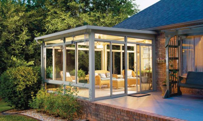 Impressive Sun Room Concept Ideas