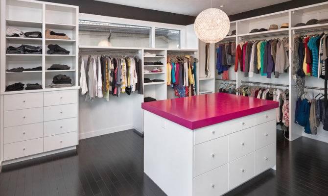 Impressive Yet Elegant Walk Closet Ideas Freshome
