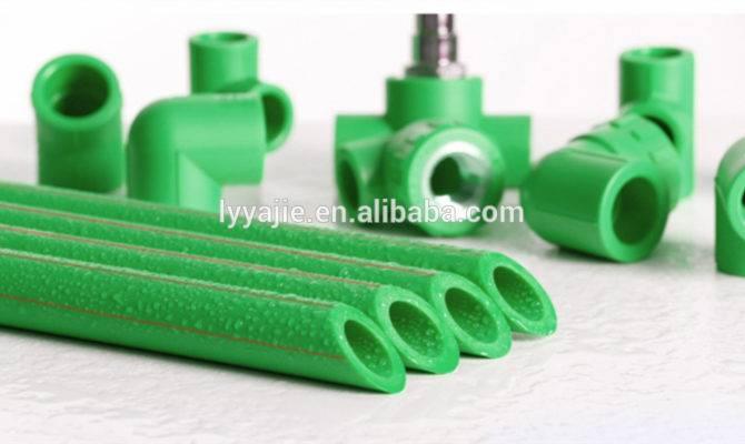 Inch Plastic Pipe Underground Water Materials