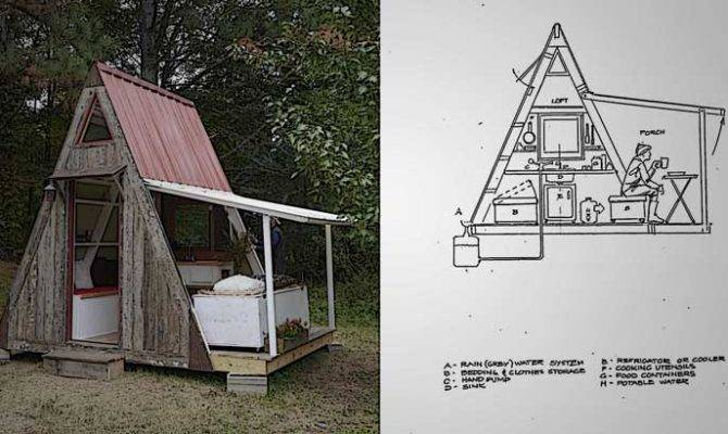 Incredible Diy Tiny Home Only Costs Build