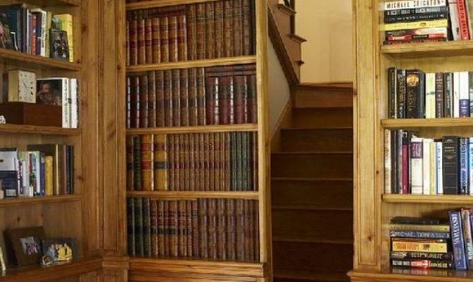 Incredible Home Libraries Hidden Doors
