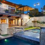 Incredible Pool Elevations Fountains Front