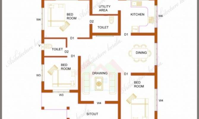 Incredible Small House Plans Bedrooms
