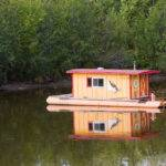 Incredible Unique Houseboat Designs Photos