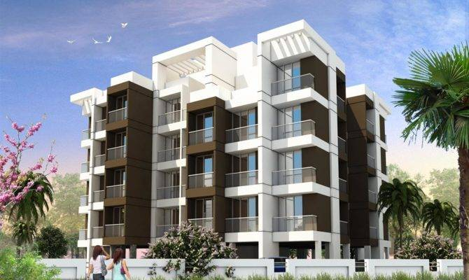 Indian Residential Building Elevations Joy Studio Design