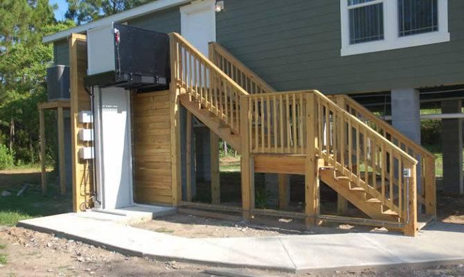 Indoor Outdoor Stair Lift Wheelchair