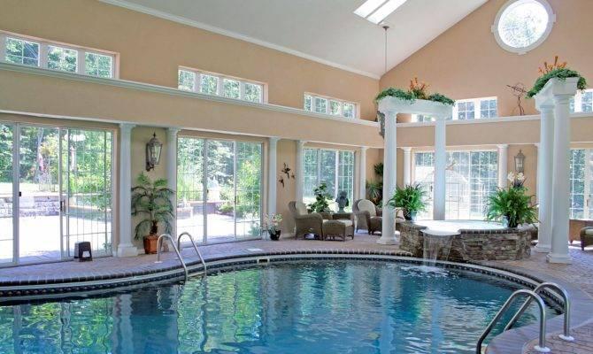 Indoor Pool Future Home Academy