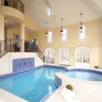 Indoor Pool Teton Mountain Lodge Spa Oyster