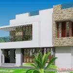 Info House Elevation Contact Home Design Trivandrum