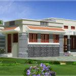 Info Single Floor House Contact Home Design Alappuzha